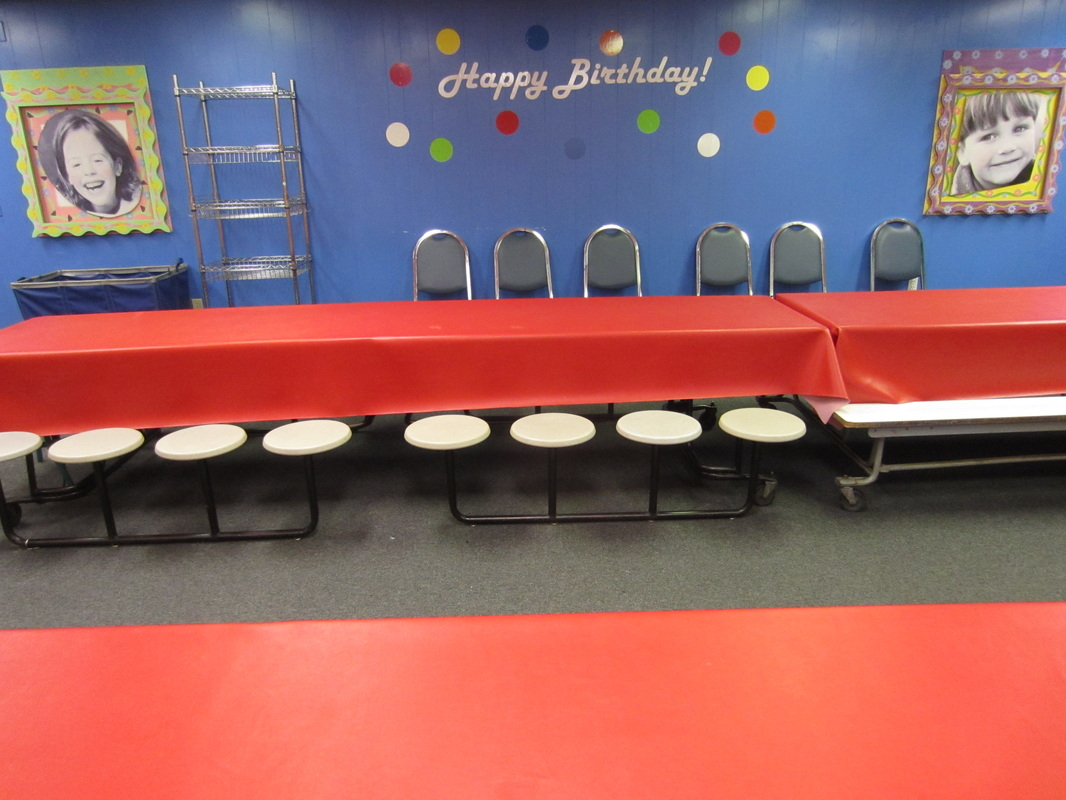 BIRTHDAY PARTIES We Are A 501c3 Nonprofit Phone 904 642 2688 Fax 2780 Location